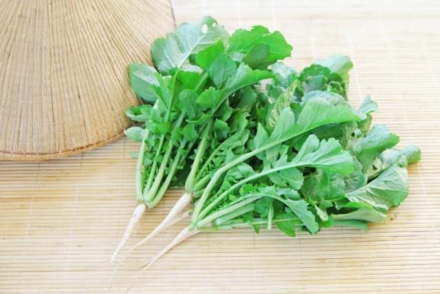 大根の葉の栄養効果がすごい!保存方法は冷凍も?葉大根の ...