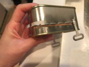 フォアグラの缶詰